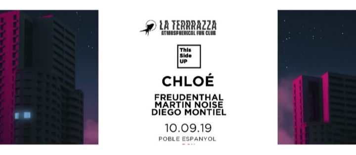 This Side Up meets RRR w/ Chloé - Club La Terrrazza