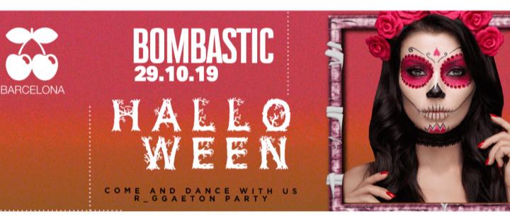 Halloween Edition - BOMBASTIC  - Club Pacha Barcelona