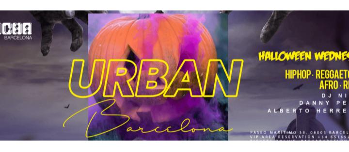Halloween Edition  - URBAN  - Club Pacha Barcelona
