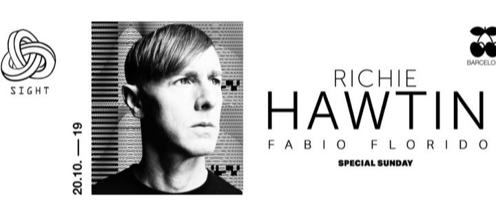 SIGHT pres. Richie Hawtin and Fabio Florido - Club Pacha Barcelona