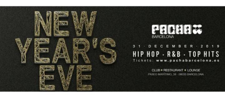 NEW YEAR'S EVE - Club Pacha Barcelona