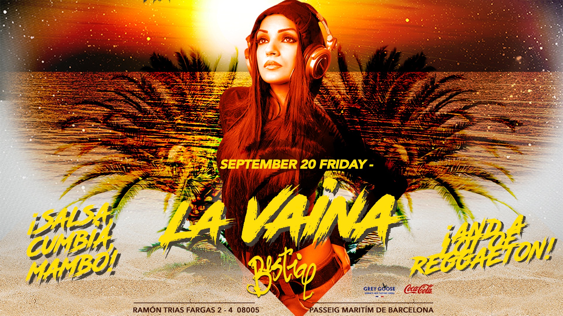 La Vaina - Bestial Beach Club - Club BESTIAL BEACH CLUB