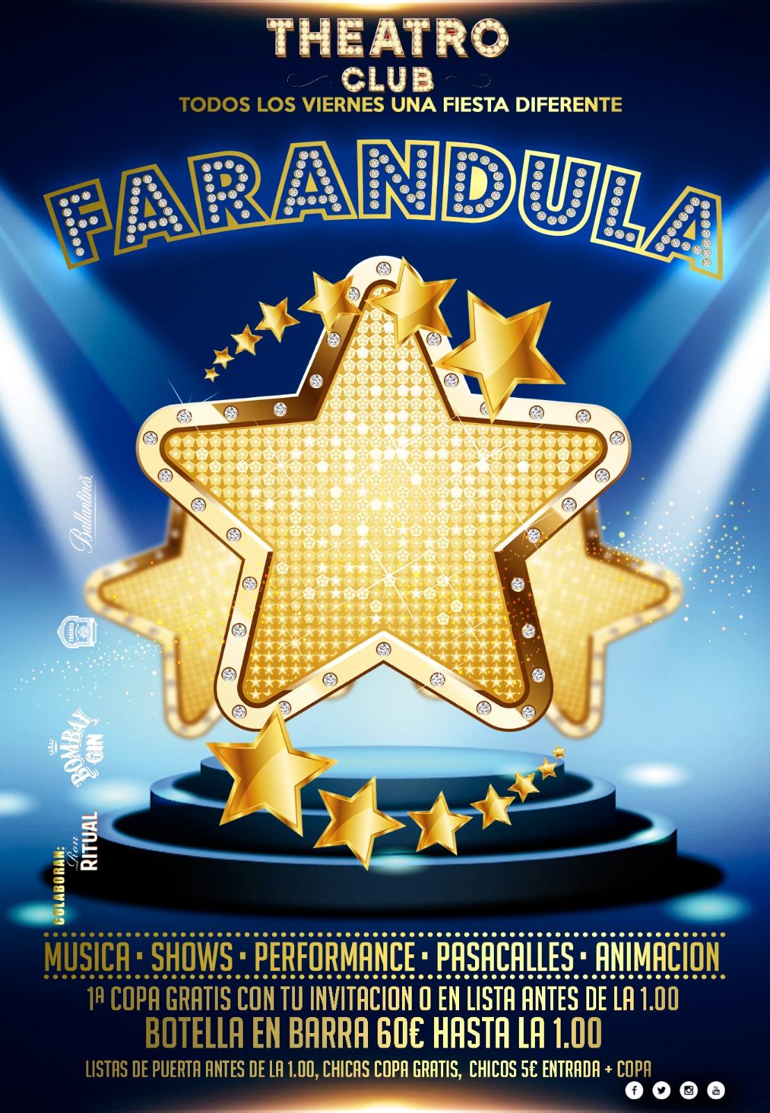 FARáNDULA THEATRO CLUB