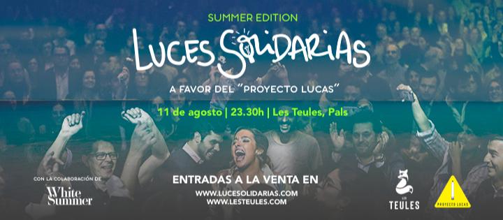 Summer edition - Club Luces Solidarias