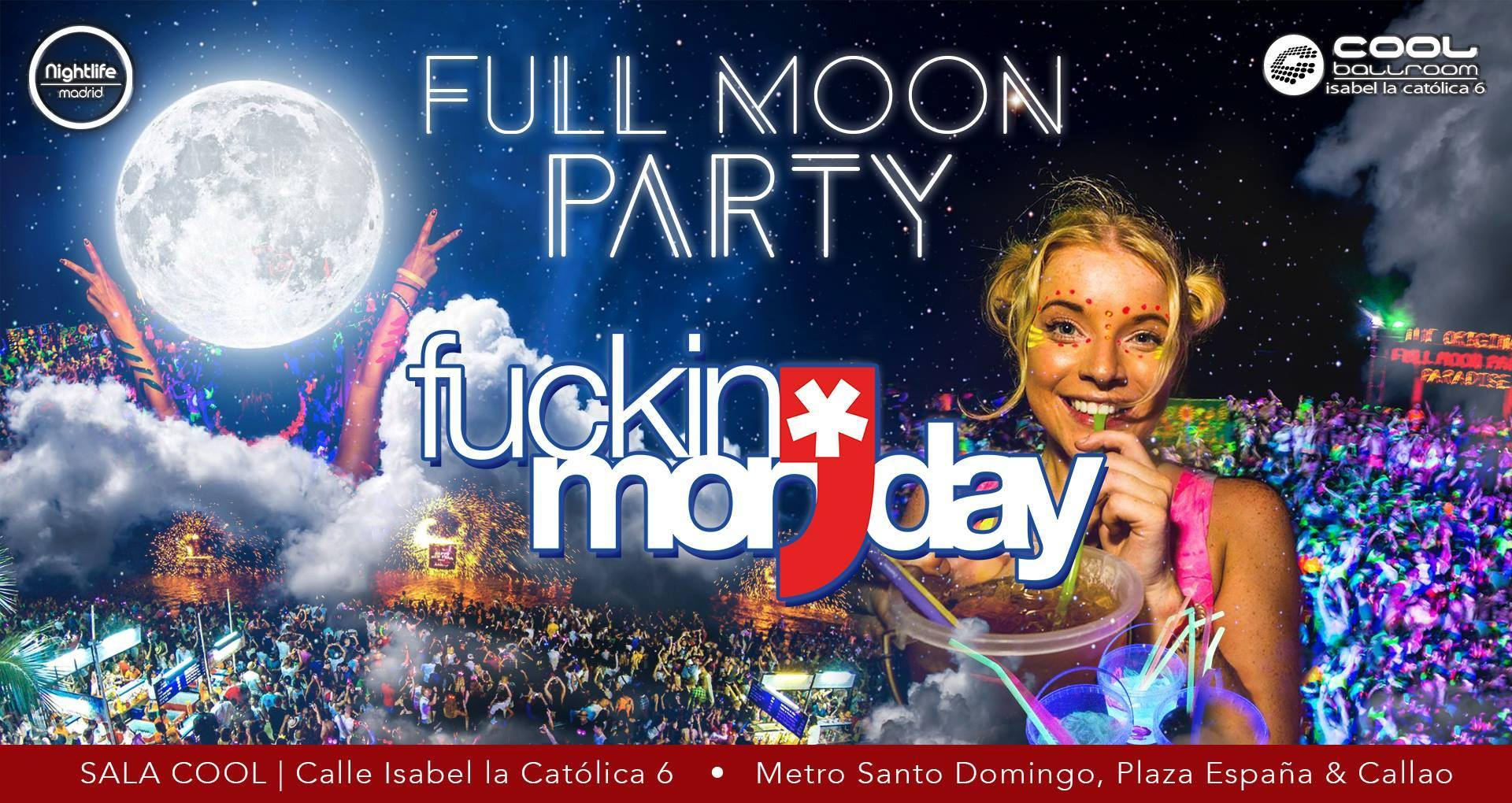 Fucking Monday - Club Fucking Monday
