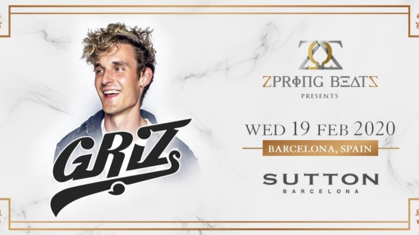 GRIZ | SUTTON BARCELONA SUTTON THE CLUB