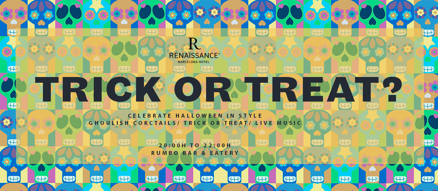 Trick or Treat? - Club Renaissance Barcelona Hotel