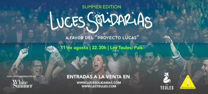 SUMMER EDITION LUCES SOLIDARIAS