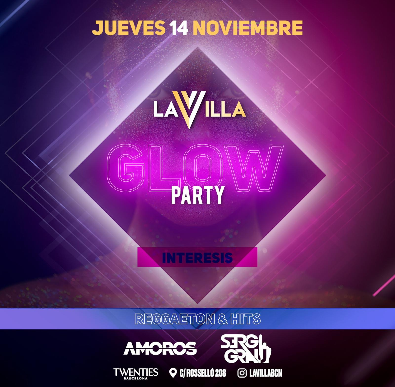 Jueves - La Villa - Twenties - Club Twenties Barcelona