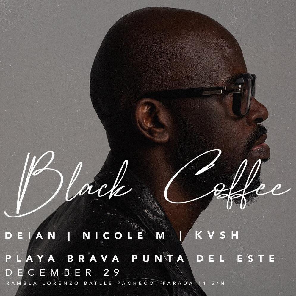 PUNTA MUSIC PRESENTA BLACK COFFEE - Club Bpremium.com.ar