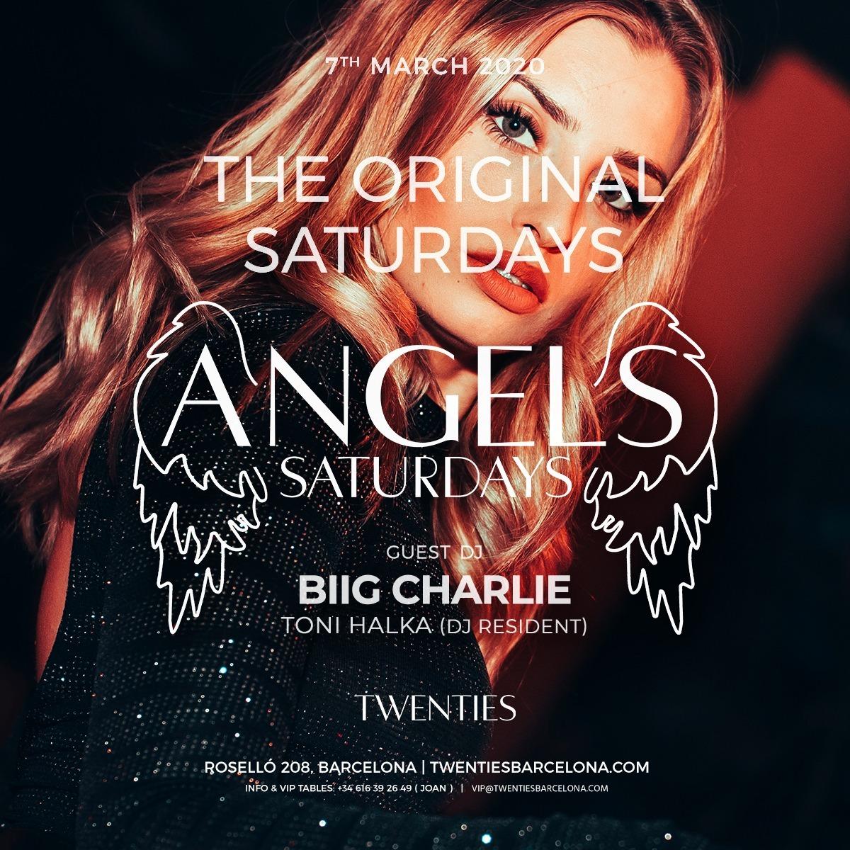 ANGELS TWENTIES BARCELONA