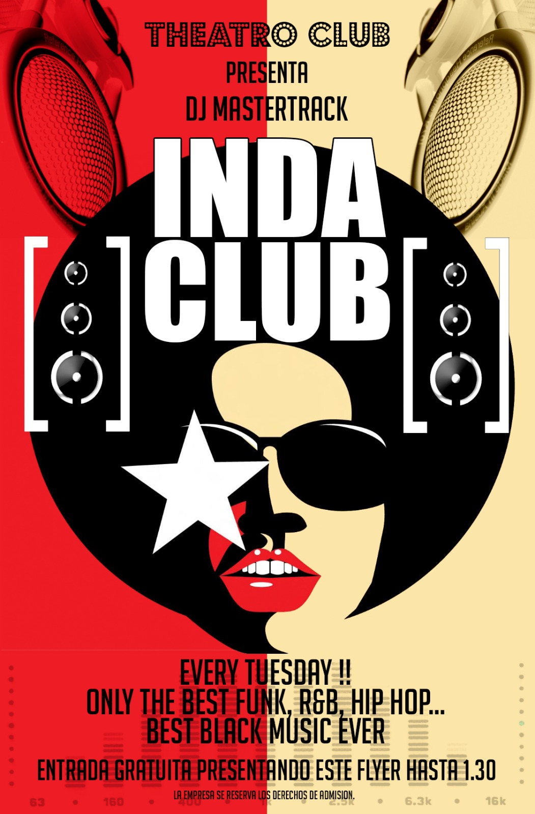 Inda Club at Theatro Club in Malaga