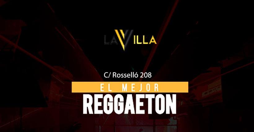 Thursday - La Villa - Twenties - Club Twenties Barcelona