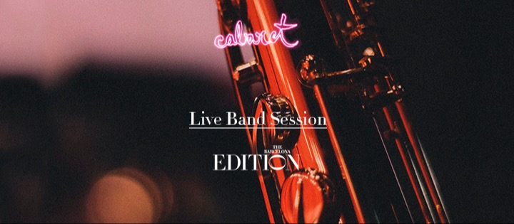 LIVE BAND SESSION | GROOVE SOUL TRIO THE BARCELONA EDITION
