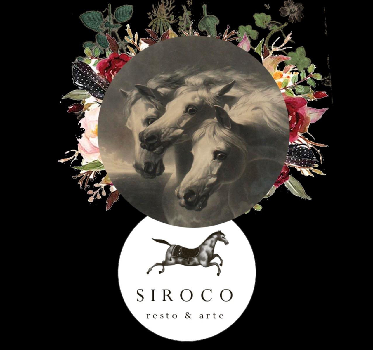 RESERVA PARA GRUPOS O EVENTOS EN  SIROCO RESTO @ ARTE - Club SIROCO RESTO & ARTE