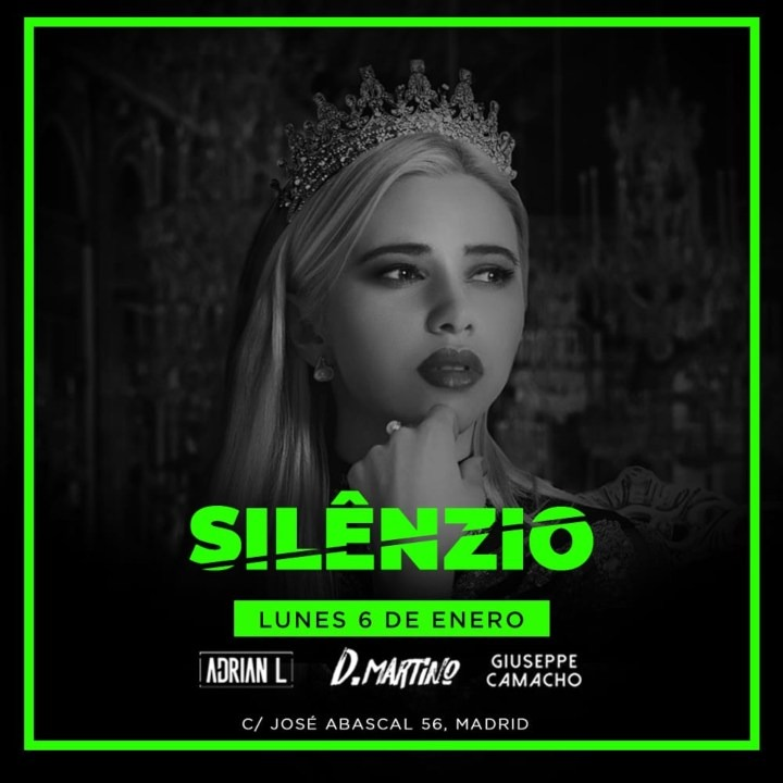Silenzio - Club Opium Madrid