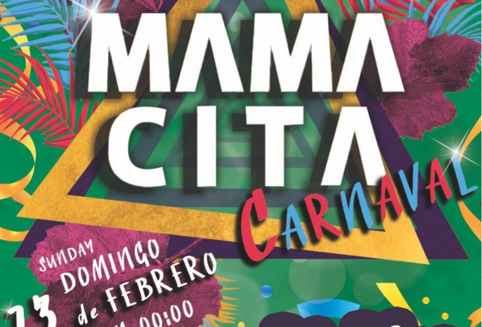 Mamacita Carnaval - Club Twenties Barcelona