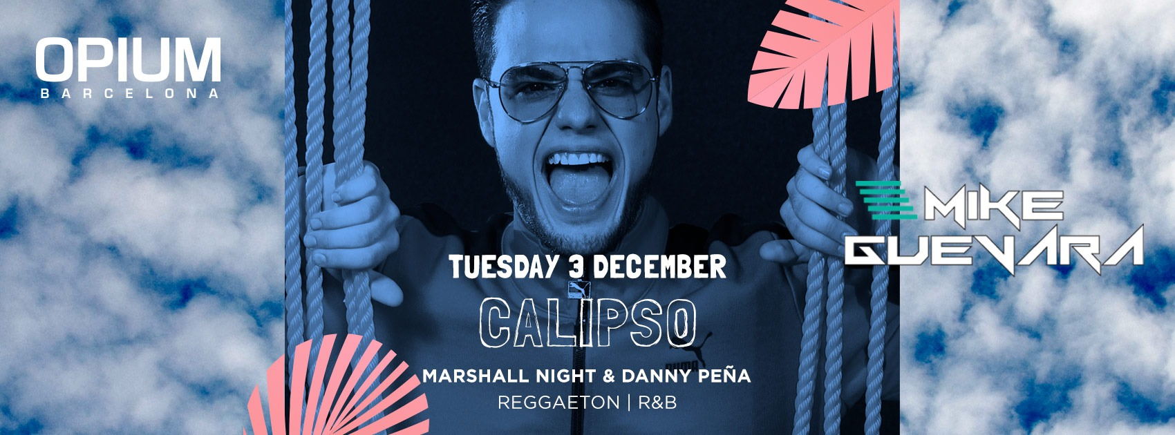 Calipso | Reggaeton & RnB - Club Opium Barcelona