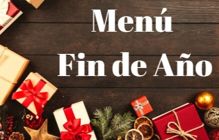 Menu New Year's Eve  - Restaurant Go Beach Club Barcelona Restaurant