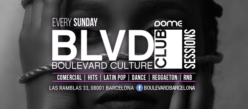 BOULEVARD SESSIONS SUNDAY EDITION - Club Boulevard