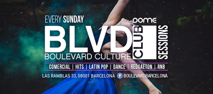 BOULEVARD SESSIONS SUNDAY EDITION - Club Boulevard