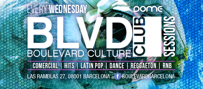 BOULEVARD SESSIONS WEDNESDAY EDITION - Club Boulevard