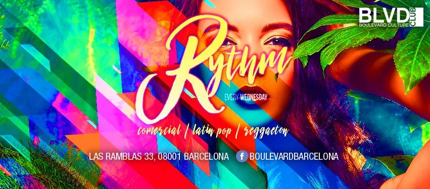 RYTHM - Club Boulevard
