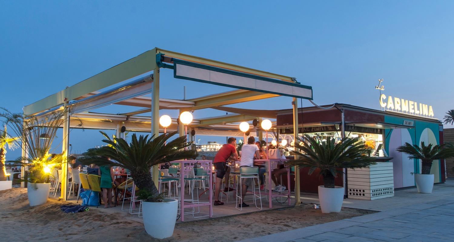 Celebrations @ la carmelina - Restaurant La Carmelina