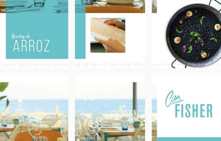 Bpremium Menu @ Can Fisher - Restaurant Can Fisher