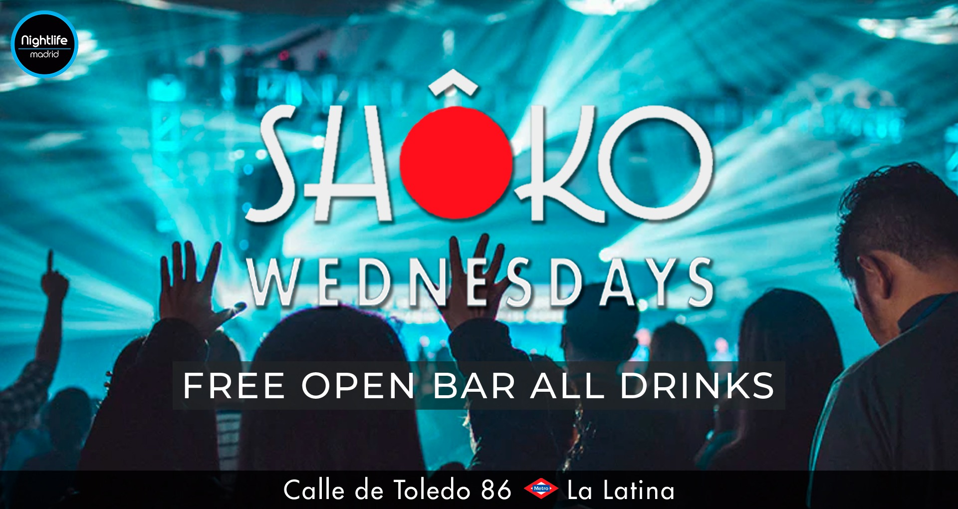 Shoko Wednesdays - Club Shoko Madrid