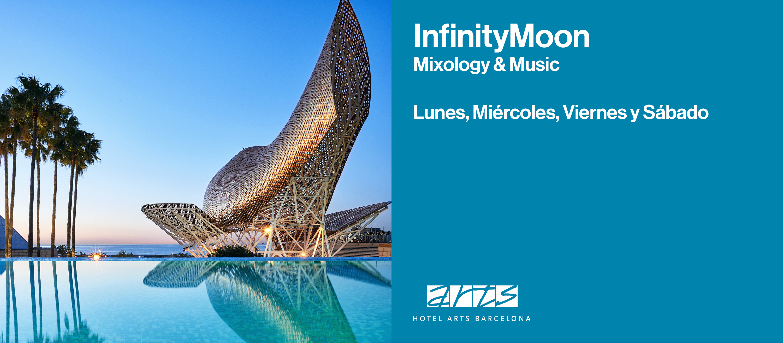 Hotel Arts Infinity Moon @ Infinity Pool (dj Session