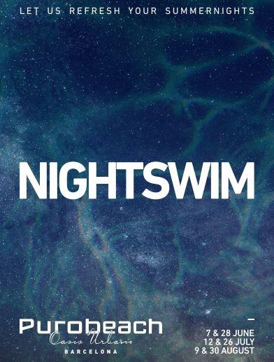 NIGHTSWIM EXPERIENCE - Club Purobeach