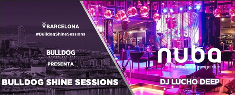 BULLDOG SHINE SESSIONS NUBA LOUNGE