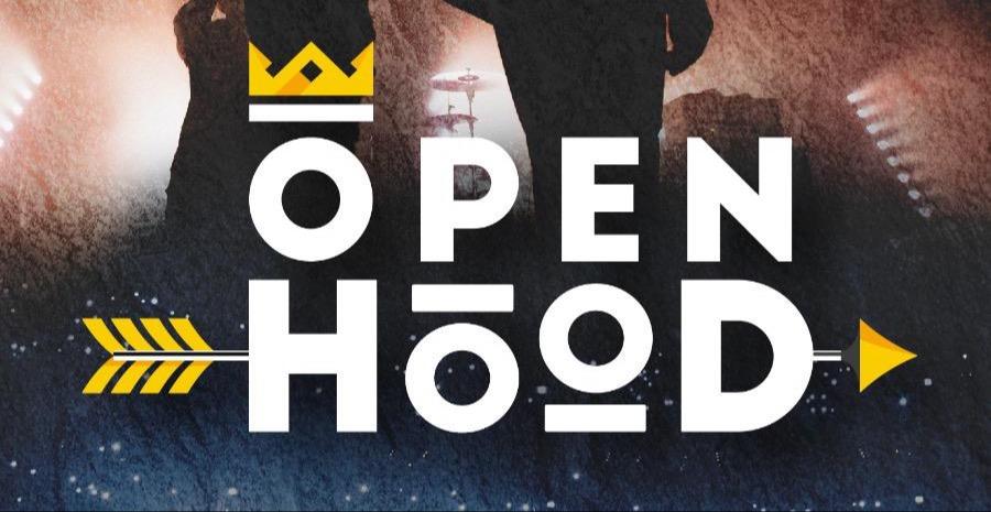Open Hood - Club Teatro Gran Maestre