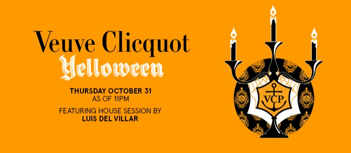 YELLOWEEN BY VEUVE CLICQUOT ECLIPSE