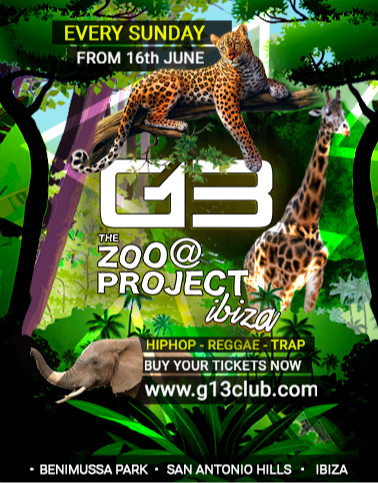 G13 AT ZOO PROJECT G13 EVENTS