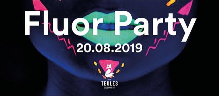 FLUOR PARTY @ SWEET LES TEULES +16 LES TEULES