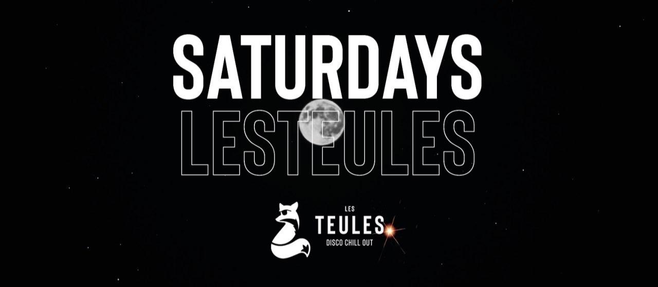 Saturday 24/8 Closing White Summer @ SATURDAYS LES TEULES - Club Les Teules