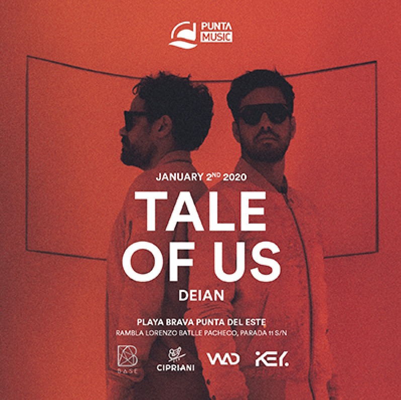 PUNTA MUSIC Presenta Tale of Us - Club Bpremium.com.ar