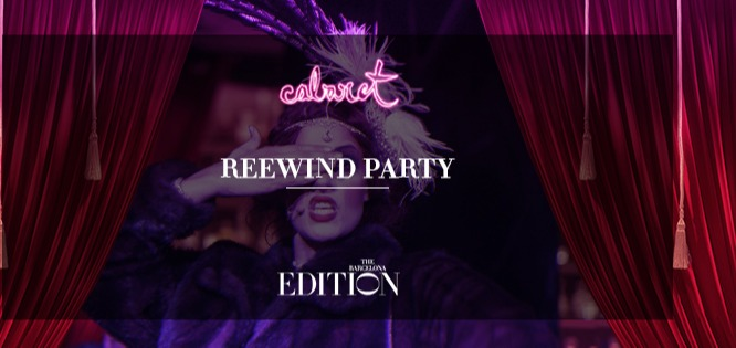 REEWIND PARTY THE BARCELONA EDITION