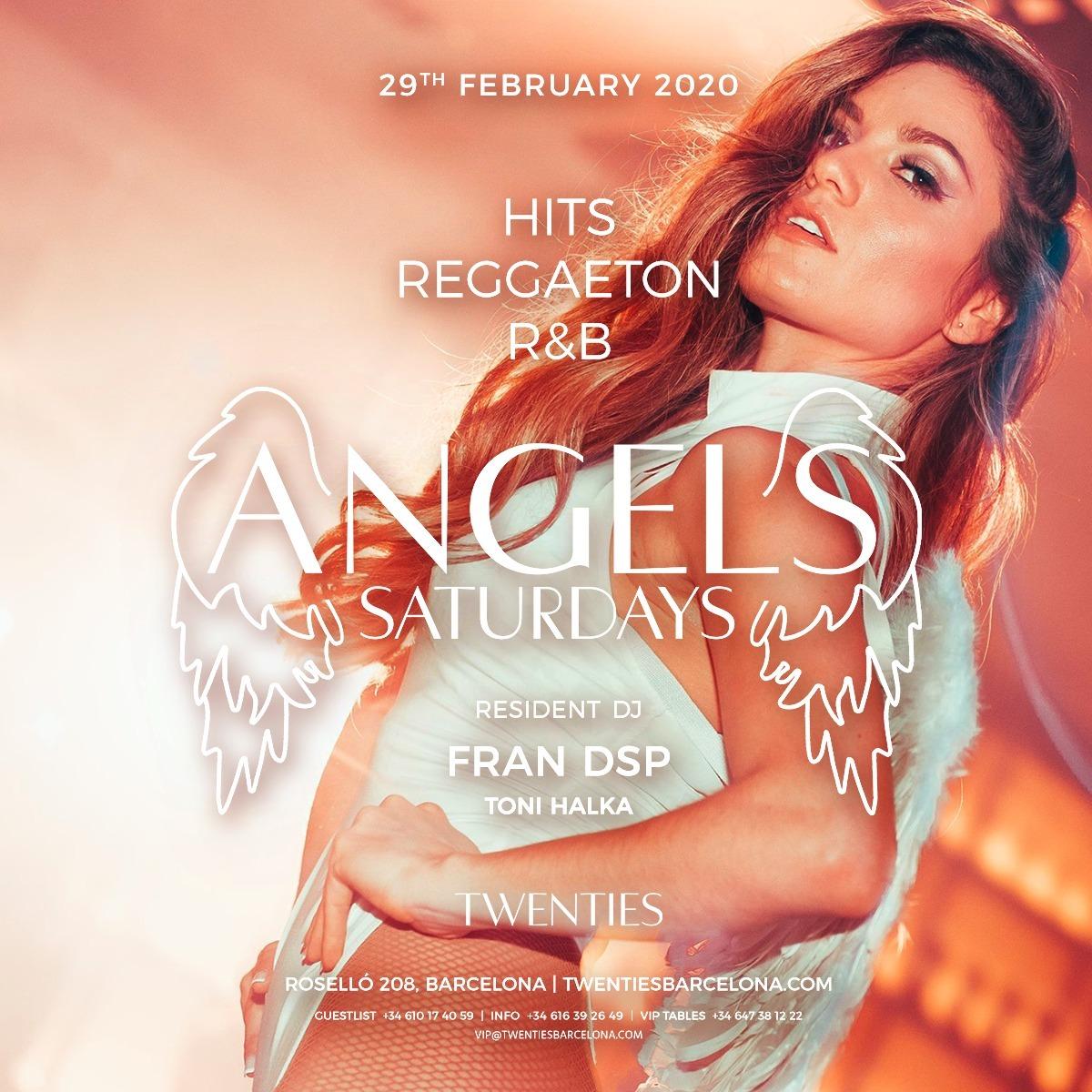 Angels - Club Twenties Barcelona