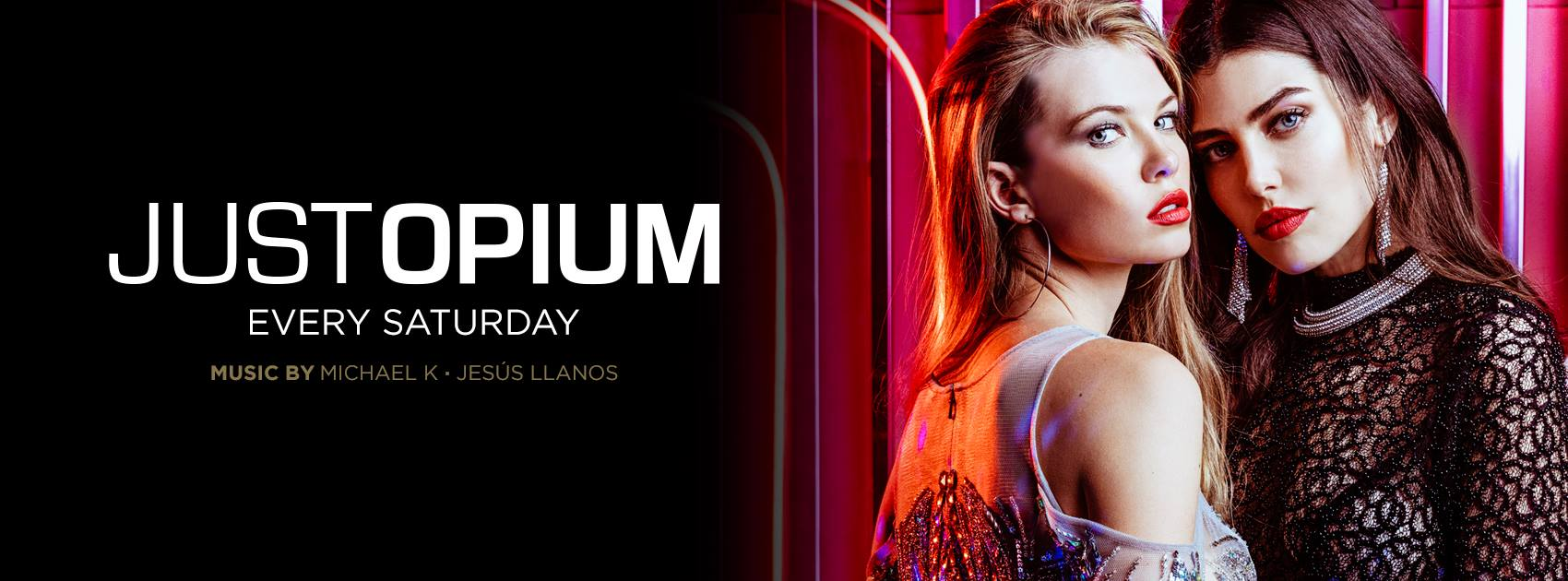 JUST OPIUM OPIUM MADRID