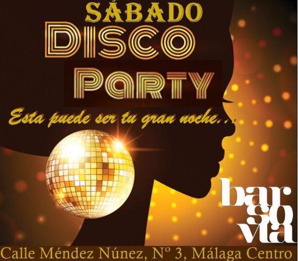 Sabado - Disco party - Club Discoteca Barsovia