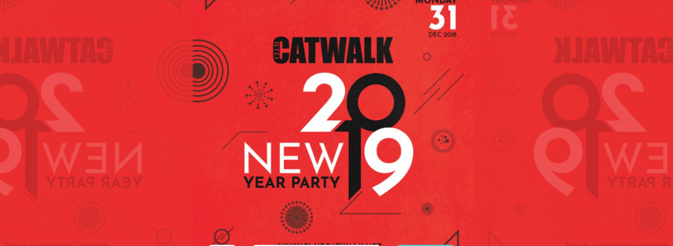 AÑO NUEVO 2019 - CATWALK CATWALK