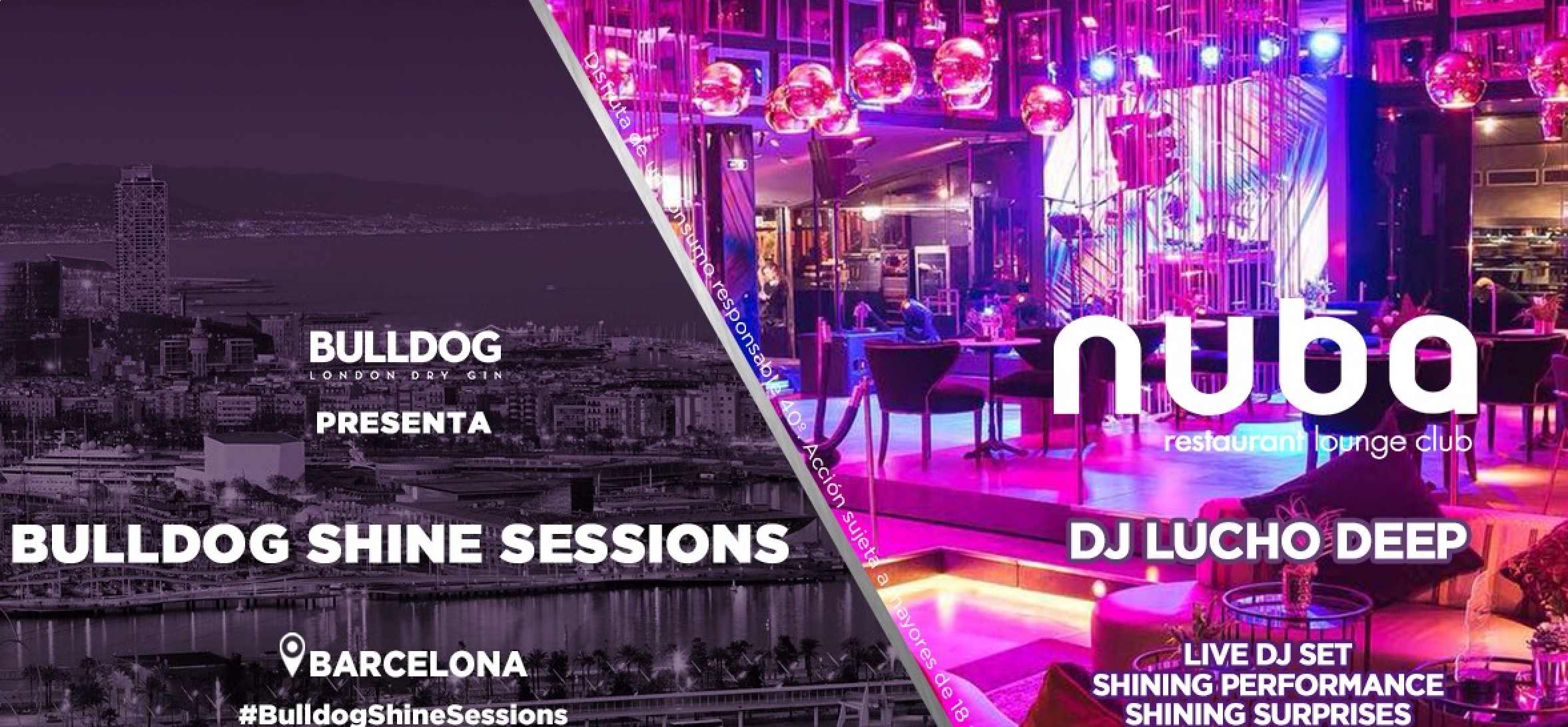 Bulldog Shine Sessions - Club Nuba Lounge