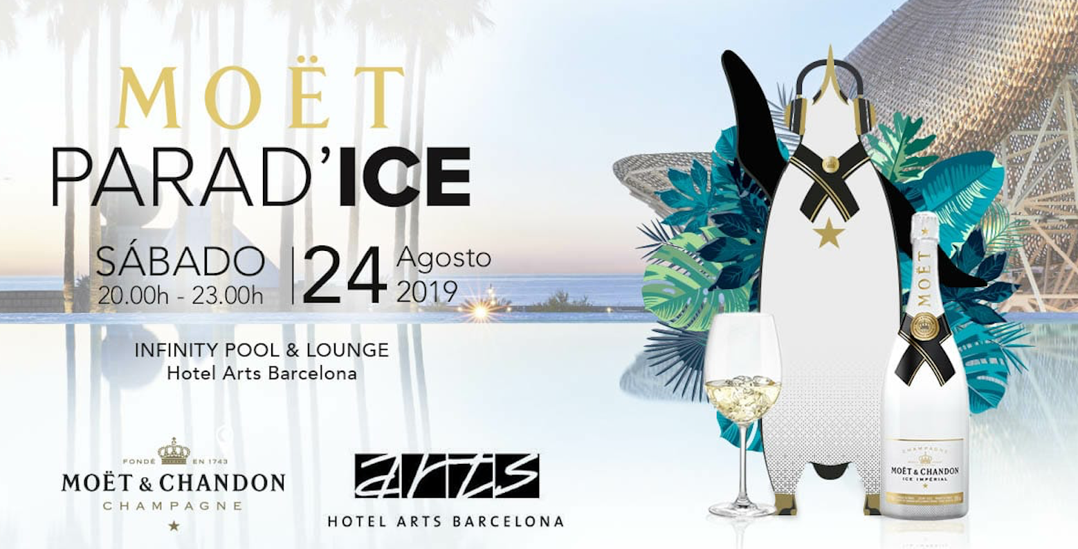 MOËT PARAD'ICE  - Club Hotel Arts