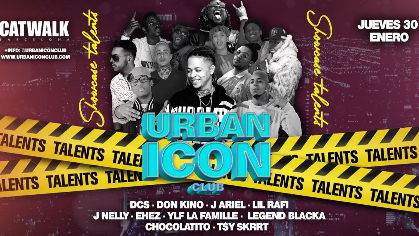 Showcase Talents @UrbanIconClub - Club Catwalk