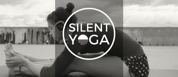 SILENT YOGA WITH HEADSETS.(11:00 -12:30) SUCO SESSIONS