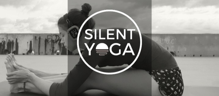 SILENT YOGA with headset.(11:00 -12:30) - Virtual,club Suco Sessions