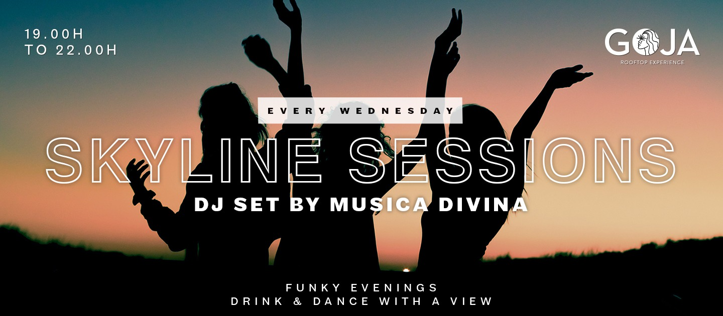 SKYLINE SESSIONS – DJ SET  RENAISSANCE BARCELONA HOTEL